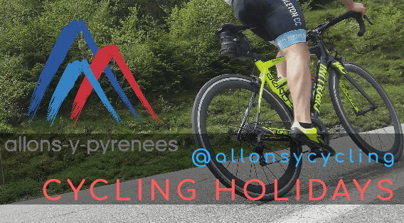 Allons y Cycling Promo Image