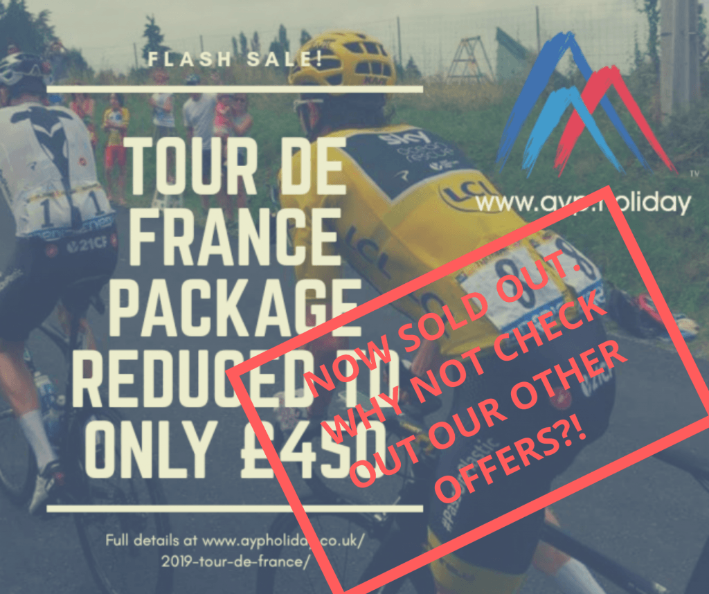 SOLD OUT TDF 2019